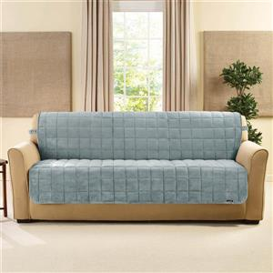 Sure Fit Deluxe Pet Sofa Cover - 96-in x 37-in - Mist