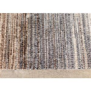 Kalora Mirage Rug - 5.25-ft x 7.58-ft - Grey