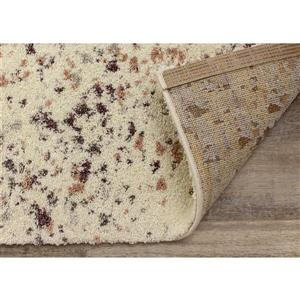 Kalora Sable Rug - Speckled - 7.8-ft x 10.83-ft - Cream