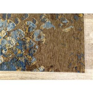 Kalora Cathedral Rug - Behind the Glass - 5.08-ft x 7.58-ft - Brown