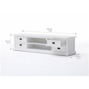 NovaSolo Halifax Large ETU with 4 drawers