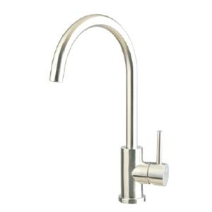 American Imaginations Kitchen Faucet - 1-Handle - 10.8-in - Chrome