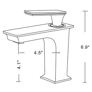 American Imaginations Oval Undermount Bathroom Sink - 19.5-in x 16.25-in - White