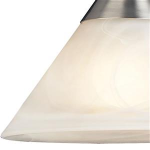 ELK Lighting Elysburg Mini Pendant Light - 1-Light - Satin Nickel