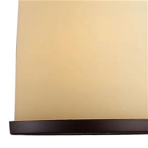 ELK Lighting Brooksdale Mini Pendant Light - 1-Light - Oiled Bronze