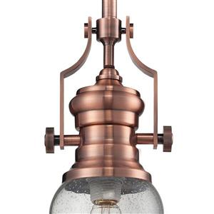 ELK Lighting Chadwick Mini Pendant Light - 1-Light - Copper