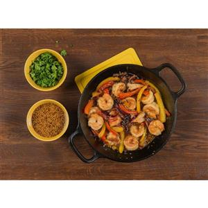 Lodge Dual Handle Cast Iron Skillet - 8-in.