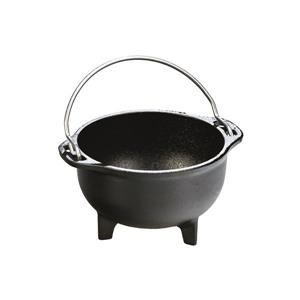 Lodge Heat-Treated, Cast Iron Country Kettle - 16 oz.