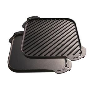 Lodge Cast Iron Reversible Grill/Griddle - 10.5-in.