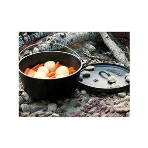 Lodge Cast Iron Deep Camp Dutch Oven - 8 qt.