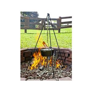 Lodge Adjustable Camp Tripod - 40 to 60-in.