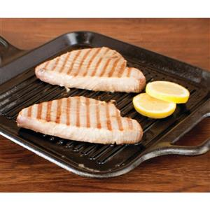 Lodge Pro-Logic Cast Iron Grill Pan - 9-in