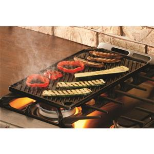 Lodge Reversible Griddle - 16.75 x 9.5-in.