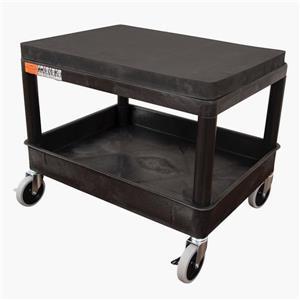 Luxor Mobile Mechanic's Seat - Black