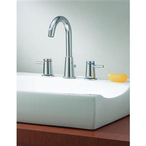 Cheviot Contemporary Bathroom Faucet - Polished Chrome