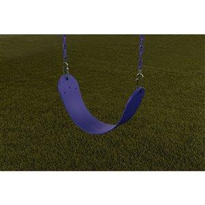 Creative Cedar Designs Standard Swing Seat - Purple - 26-in