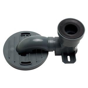 EAGO Replacement PVC Toilet Trap for TB352