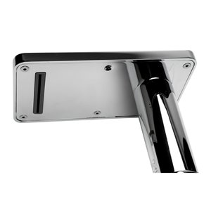 ALFI Brand Widespread Bathroom Sink Faucet - 8-in - Polished Chrome