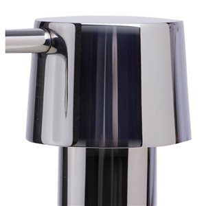 ALFI Brand Soap/Lotion Dispenser - Polished Stainless Steel