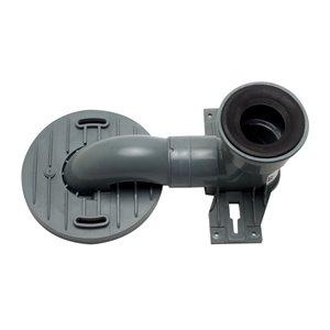 EAGO Replacement Toilet Trap - PVC