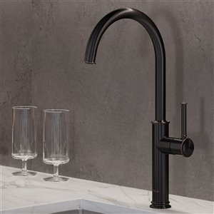 Kraus Sellette Bar and Kitchen Faucet - Single Handle - Oil Rubbed Bronze