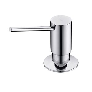 Kraus Oletto Pull-Down Kitchen Faucet - Single Handle - Chrome