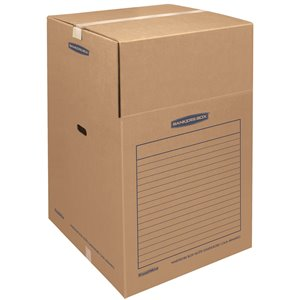 Fellowes Canada SmoothMove Large Moving Boxes - 3 Pack