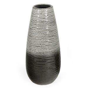 Gild Design House Kadi Ceramic Table Vase - 20-in
