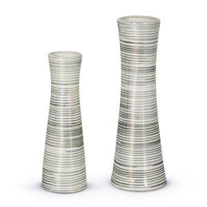 Gild Design House Falk Ceramic Table Vase - 16-in