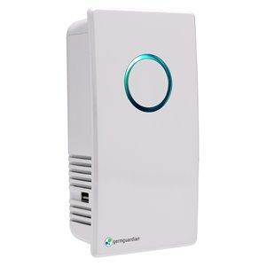 GermGuardian Elite Pluggable UV-C Air Sanitizerand and Deodorizer - White