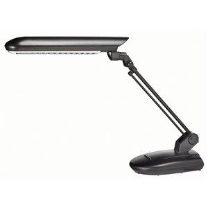 Dainolite Ultima Desk Lamp - 12-in - Black