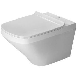 Duravit DuraStyle Wall-Mounted Toilet - White - 14.63-in x 21.25-in