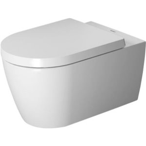 Duravit ME by Starck Wall-Mounted Toilet - White - 14.63-in x 22.5-in
