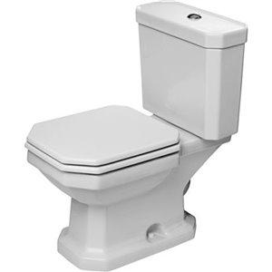 Duravit 1930 Series Toilet Bowl - White - 14.13-in x 26.38-in