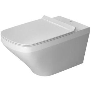 Duravit DuraStyle Wall-Mounted Toilet - White - 14.63-in x 24.38-in