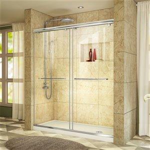 DreamLine Charisma Tub/Shower Kit - 60-in - Chrome