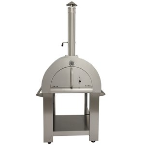 KUCHT Professional Stainless Steel Pizza Oven
