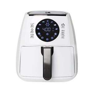 Kalorik 3.2 Qt. Digital Air Fryer with Dual Layer Rack