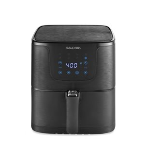 Kalorik 3.5 Qt. Digital Air fryer - Matte Black