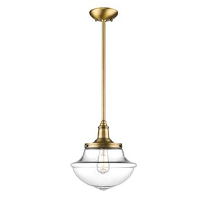Millennium Lighting 1 Light Neo-Industrial Pendant- Oil-Rubbed Bronze