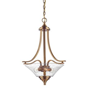 Millennium Lighting 3 Light Natalie Pendant - Oil-Rubbed Bronze