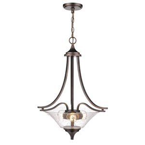 Millennium Lighting 3 Light Natalie Pendant - Oil-Rubbed Bronze