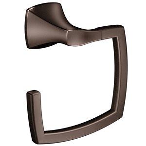 MOEN Voss Towel Ring - Oil Rubbed Bronze