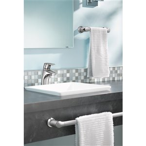 MOEN Method Towel Bar - 24-in - Chrome
