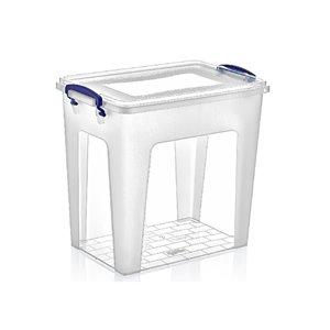 Superio Plastic Storage Box - 10.4-L