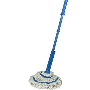 Superio Cotton Twist Mop with Scrubber