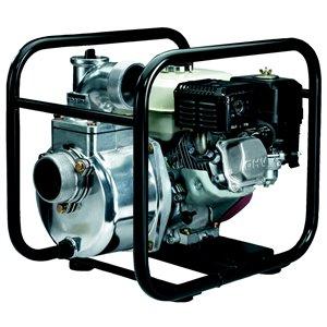 Koshin SEH80X Centrifugal Pump Powered by Honda - 3-in - 4.8 HP
