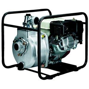Koshin SERH-50B High-Pressure Pump Powered by Honda - 2-in - 4.8 HP