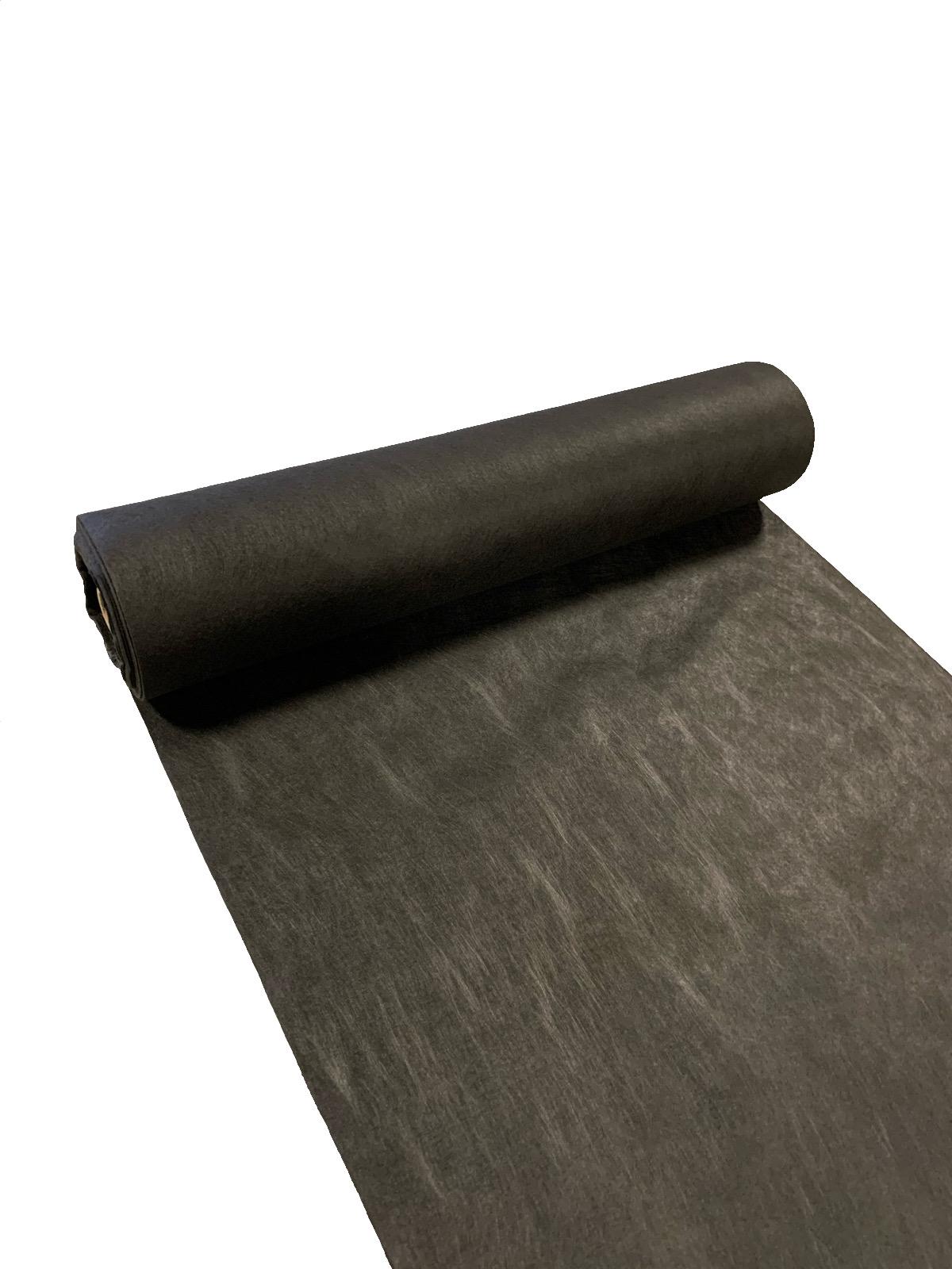 Geotextile Landscape Fabric Underlayment 3 Ft X 100 Ft Black Lowe S Canada