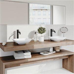 VIGO Lexington Bathroom Faucet - Matte Black